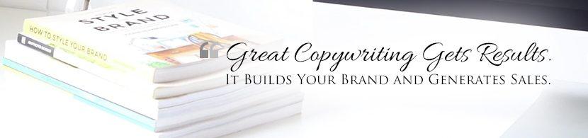 freelance copywriter and content writer