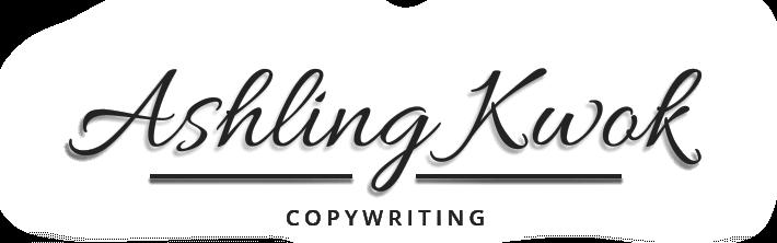 Ashling Kwok | Copywriting